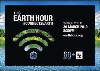 Σβήνουμε τα φώτα σήμερα και στέλνουμε μήνυμα για την προστασία του περιβάλλοντος