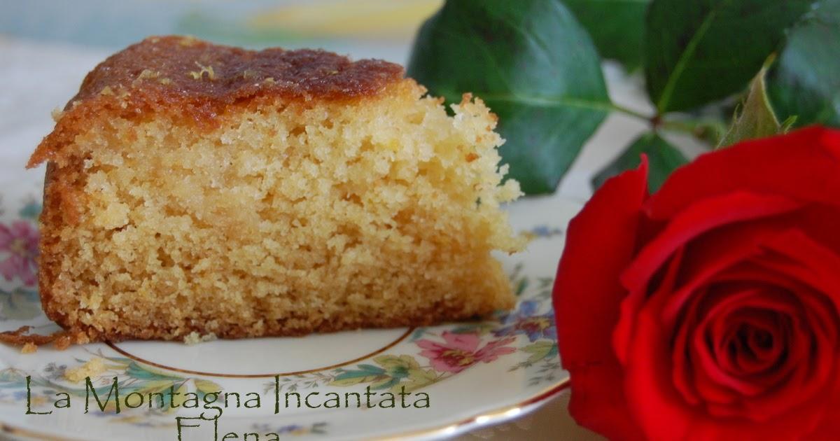 Lemon Drizzle Cake Recipe Jamie Oliver: La Montagna Incantata: Lemon Drizzle Cake Per Il Mio