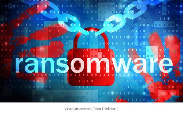antisipasi serangan ransomware petya