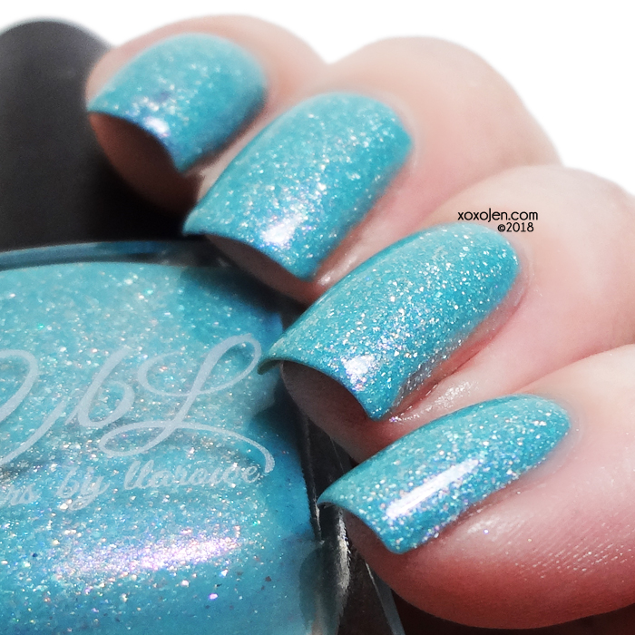xoxoJen's swatch of Colors By Llarowe Mauritius