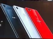 Varian warna pada Oppo F7