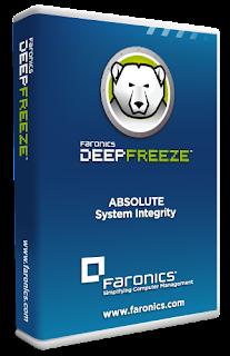 برنامج Faronics DeepFreeze Standard