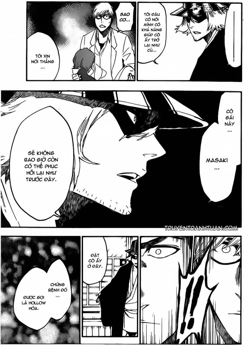 Bleach chapter 535 trang 7