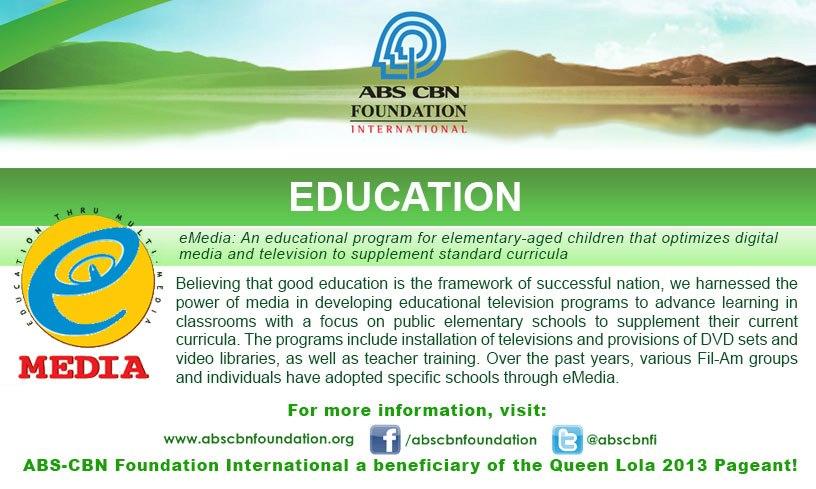 Abs cbn foundation