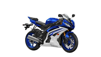2016 Yamaha YZF-R6  Bike