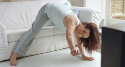 Tareas doméstica y entrenamiento personal