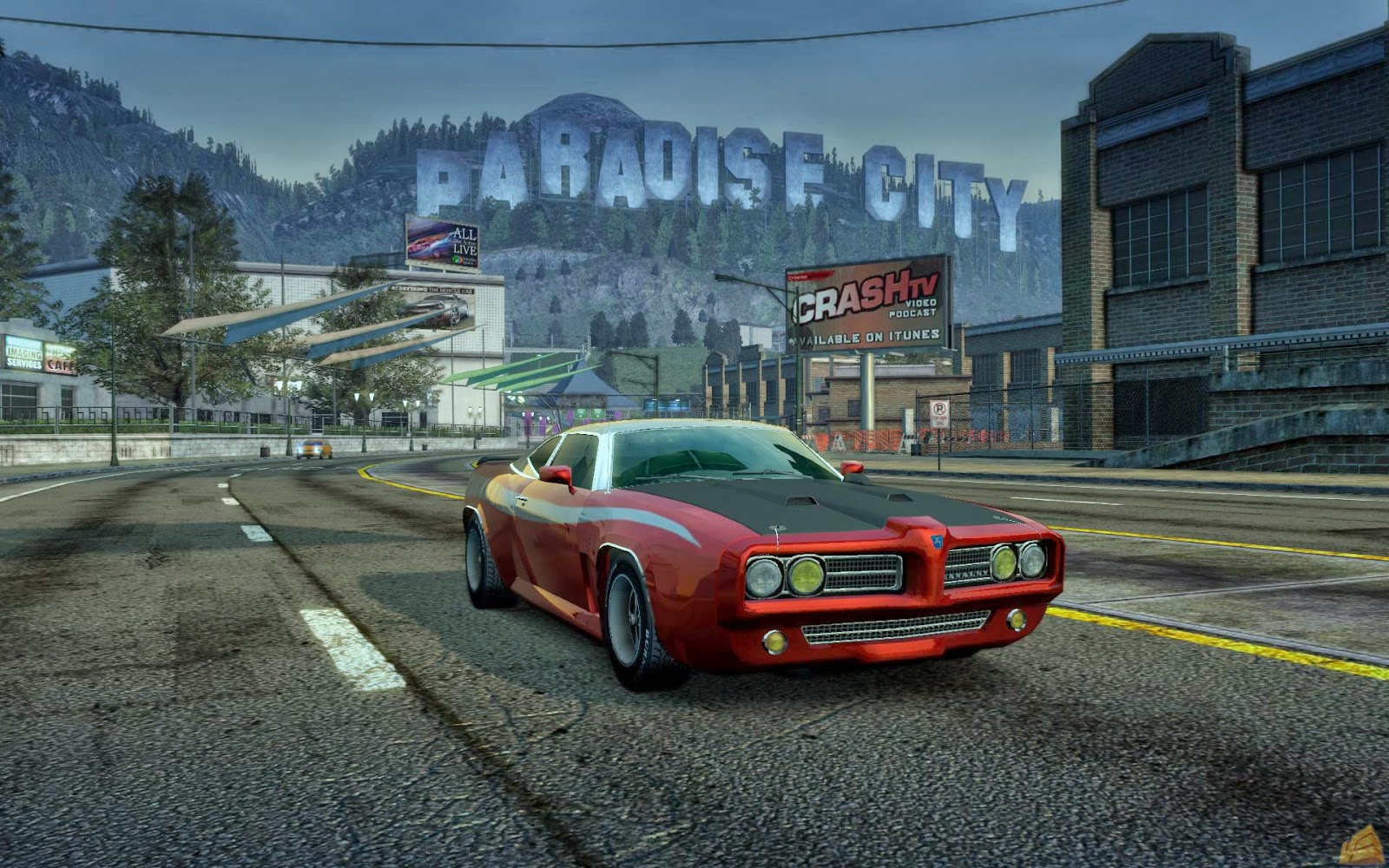Burnout Paradise The Ultimate Box Game Free Download