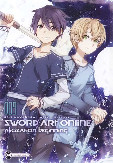 Volume 9: Alicization Beginning
