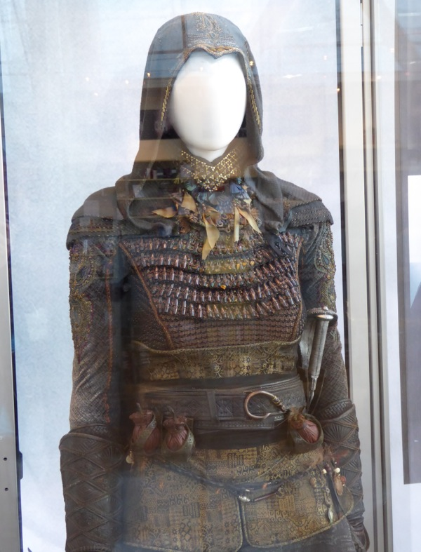 Assassins Creed Maria film costume
