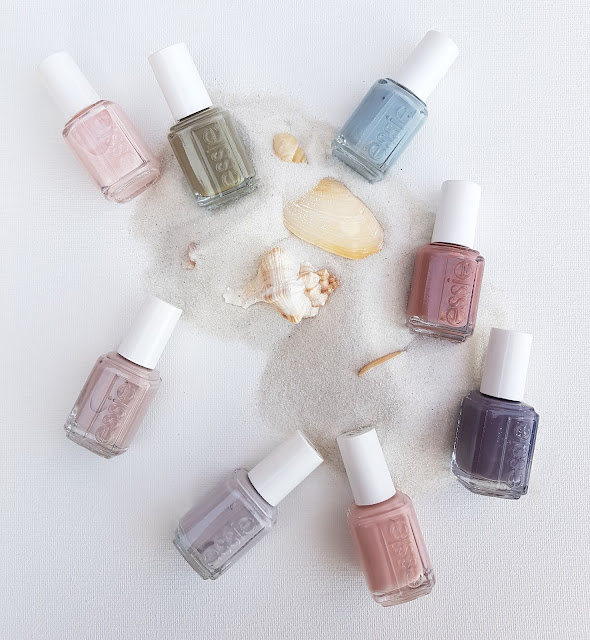 Essie Wild Nudes Summer 2017 Collection