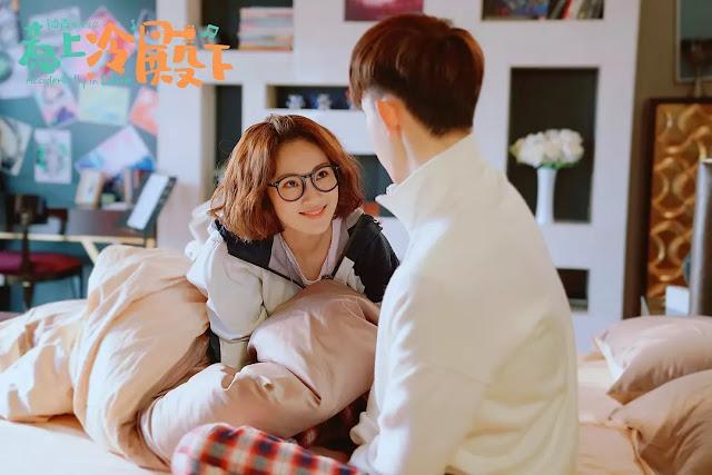 Hua Munian adalah orang yang aneh mental dan fisik Sinopsis Accidentally in Love Episode 5 - 6