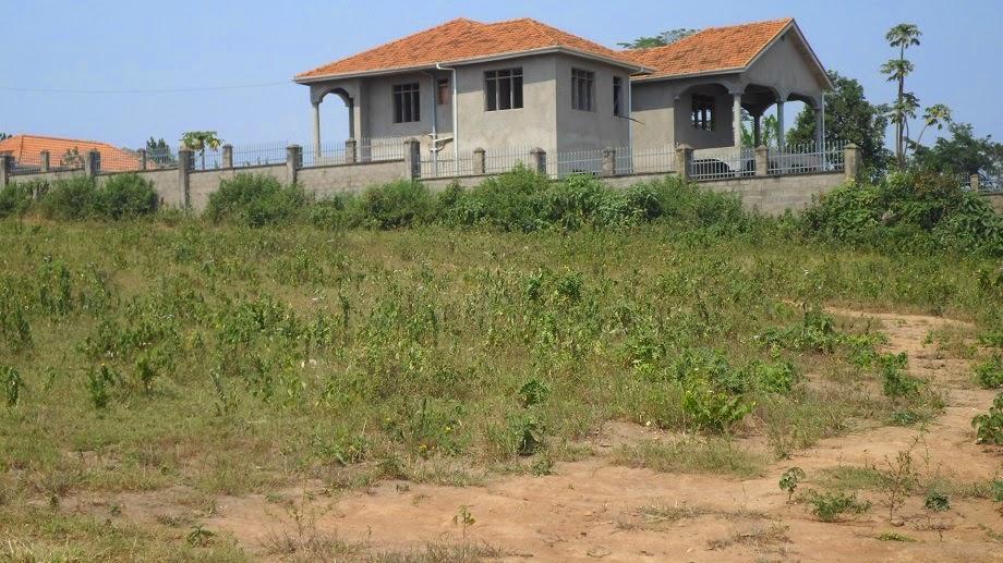 HOUSES FOR SALE KAMPALA, UGANDA: LAND FOR SALE NAMUGONGO