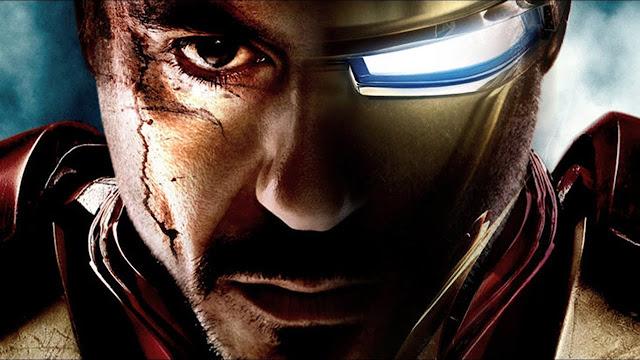 Tony Stark Ironman Avengers Endgame