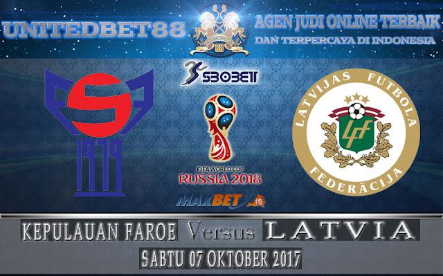 Prediksi Skor Bola Jitu Liga Kualifikasi PD Eropa Kepulauan Faroe VS Latvia 07 Oktober 2017 ...