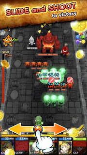 Download Game Fairy Hero Apk v1.5.2 Mod APK (Low Enemy HP / Attack)