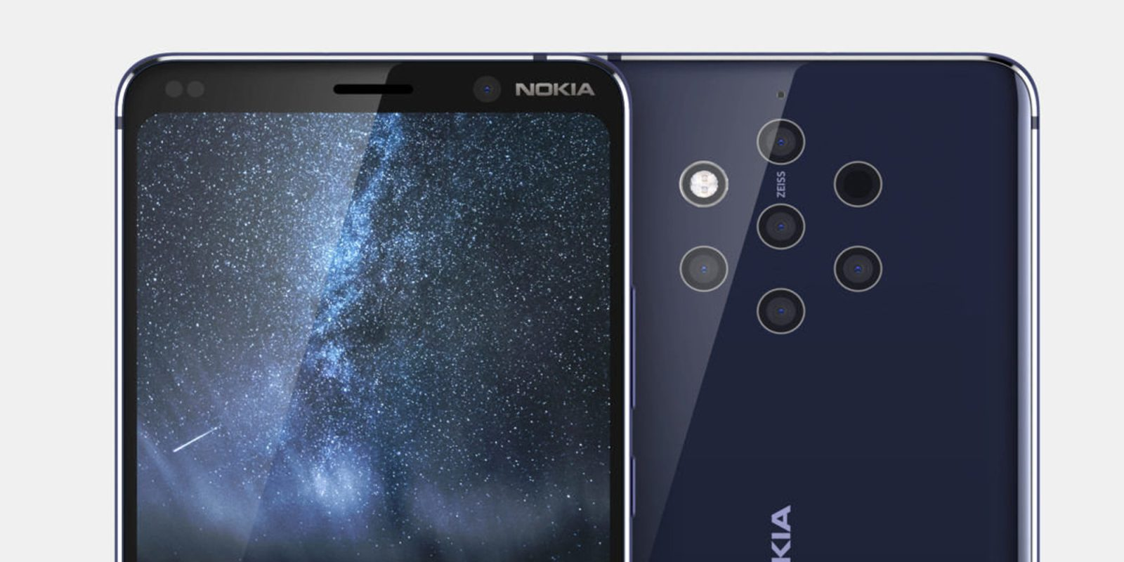 Leaked Teaser Suggest Penta-Lens Camera Setup, 6 GB Ram and Snapdragon 845 SoC on Nokia 9 PureView.