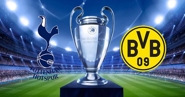 Prediksi Tottenham Hotspur vs Borussia Dortmund, 13 Februari 2019