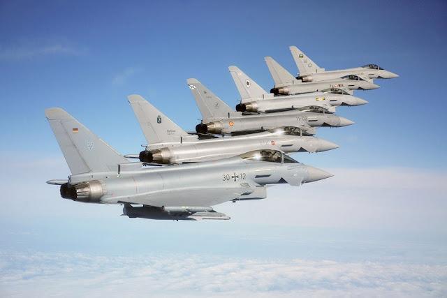 Harpia Program Poland Eurofighter