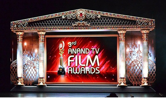 3rd Anand TV Film Awards 2018