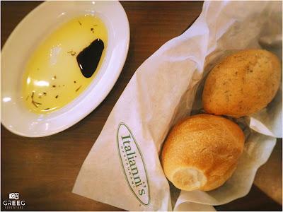 Foccacia and Tuscan Bread