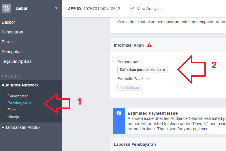 Cara Daftar Jadi Publisher Iklan di Facebook Ads Audience Network