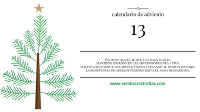 adviento, calendario de adviento, navidad, frases de navidad, frases de adviento