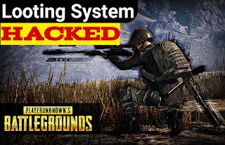 SOLVED PUBG Slow Looting Problem