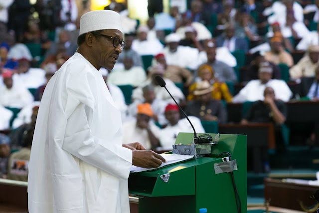 Speedy passage of money laundry bill, others will help my anti-corruption fight – Buhari begs NASS