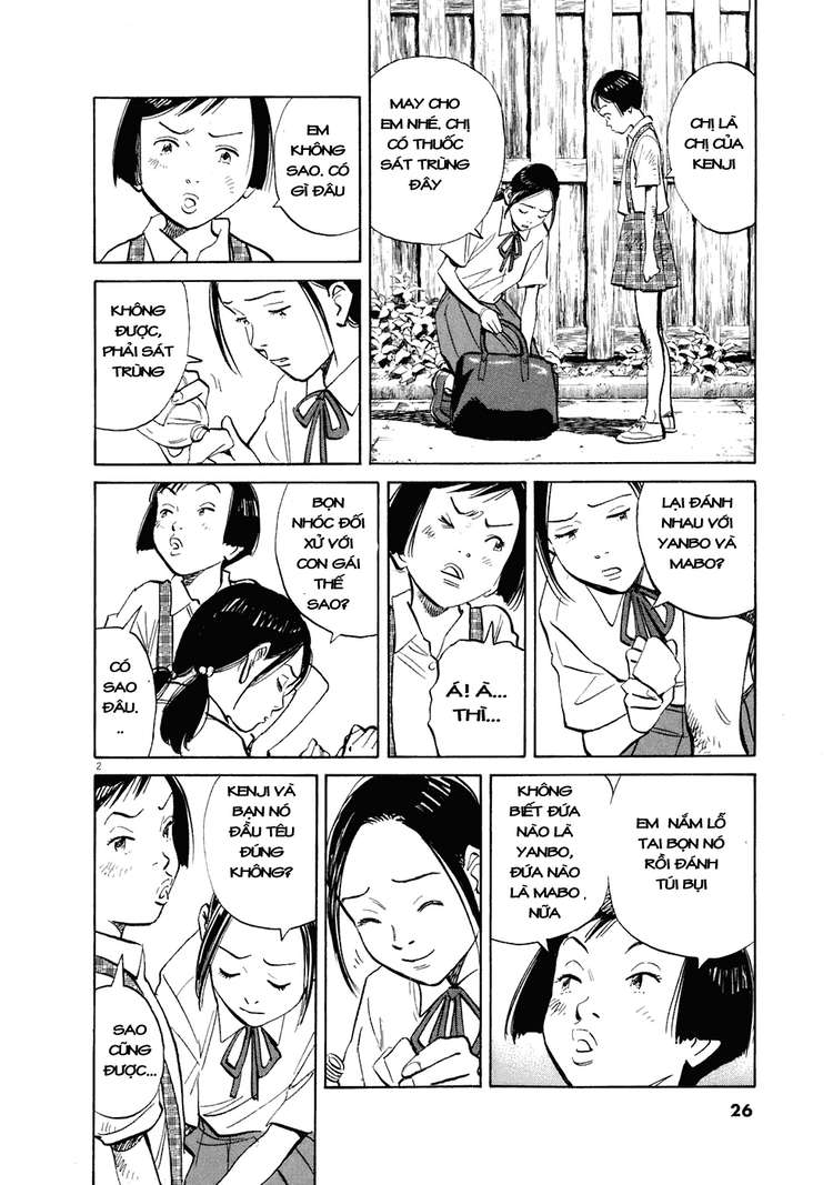 20th Century Boys chapter 216 trang 3