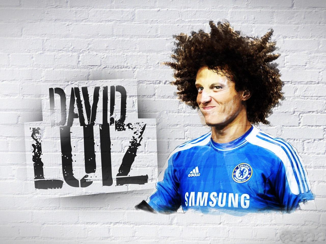 World Sports Hd Wallpapers: David Luiz Hd Wallpapers