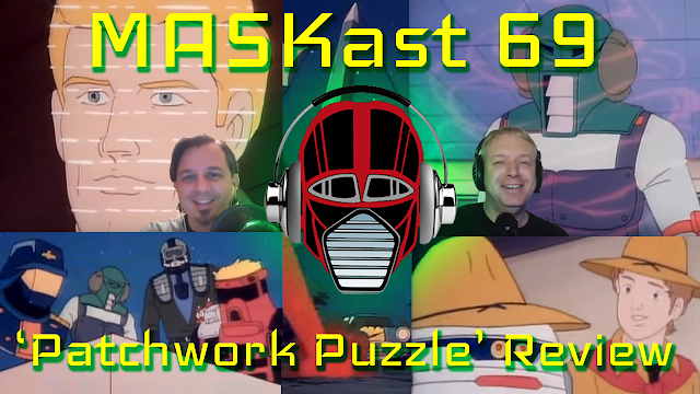 MASKast 69: Patchwork Puzzle Review