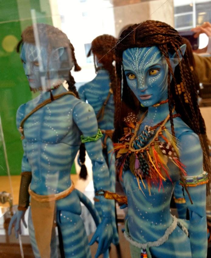 Avatar Movie Characters: Danielle Siegelbaum