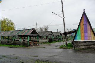 Великие Сорочинцы. Территория Сорочинской ярмарки