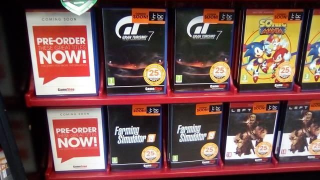 Se filtra Gran Turismo 7 a través de GameStop