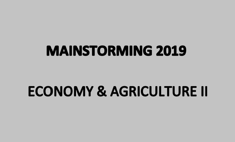 Economy and Agriculture II - Download pdf