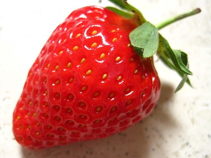 Las fresas más caras del mundo