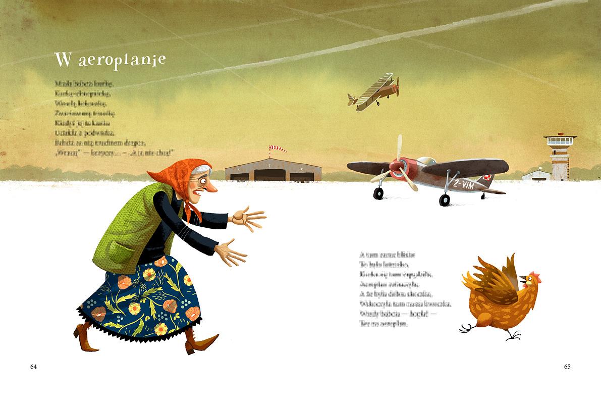 Kapitan Kamikaze W Aeroplanie