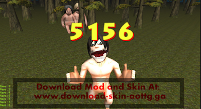 AOTTG Download Cyan Mod