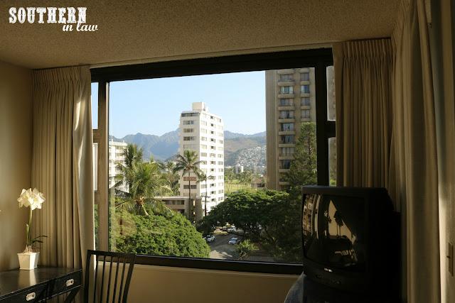 Darmic Waikiki Banyan Reviews - Self Catering Accommodation Options in Honolulu Oahu Hawaii - Gluten Free Allergy Friendly Celiac Travel Oahu