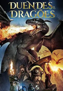 Duendes e Dragões - HDRip Dublado