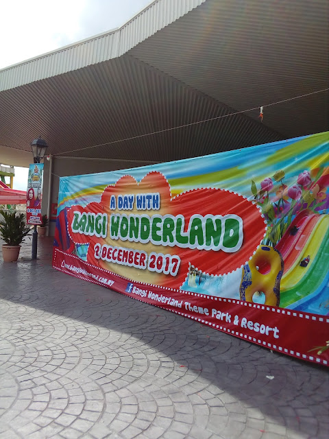 Sambut Anniversary di Showcase Gempak Giler Bangi Wonderland