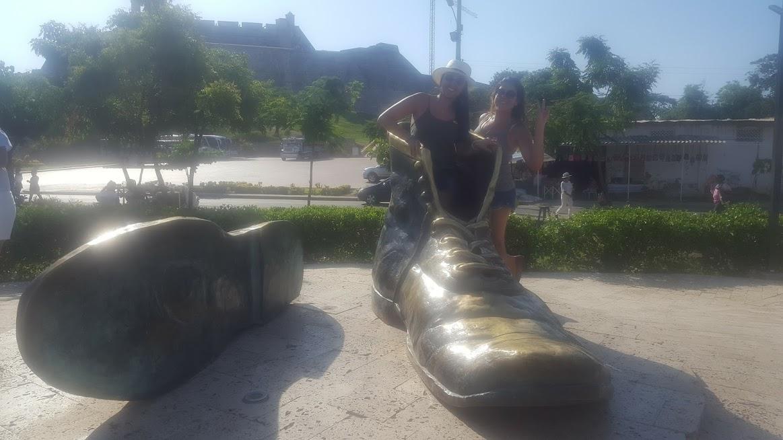 Zapatos Viejos - Cartagena