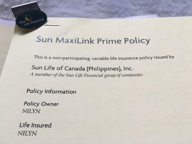Road to Life Insurance: My Sunlife VUL