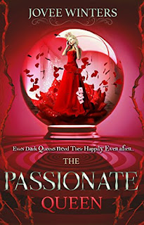 The Passionate Queen by Jovee Winters | cover love