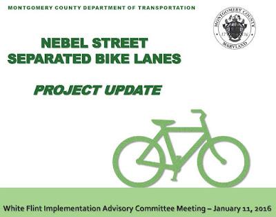 Nebel Street Project Update