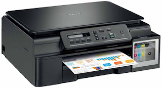 Brother DCP-T500W Download Printer Driver