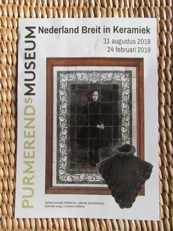 De Tante Van Tjorven Nederland Breit In Keramiek