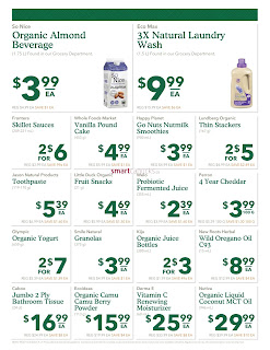 Whole Foods Market Canada Flyer April 25 - May 1, 2018