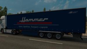 Hammer Logistics Trailer mod