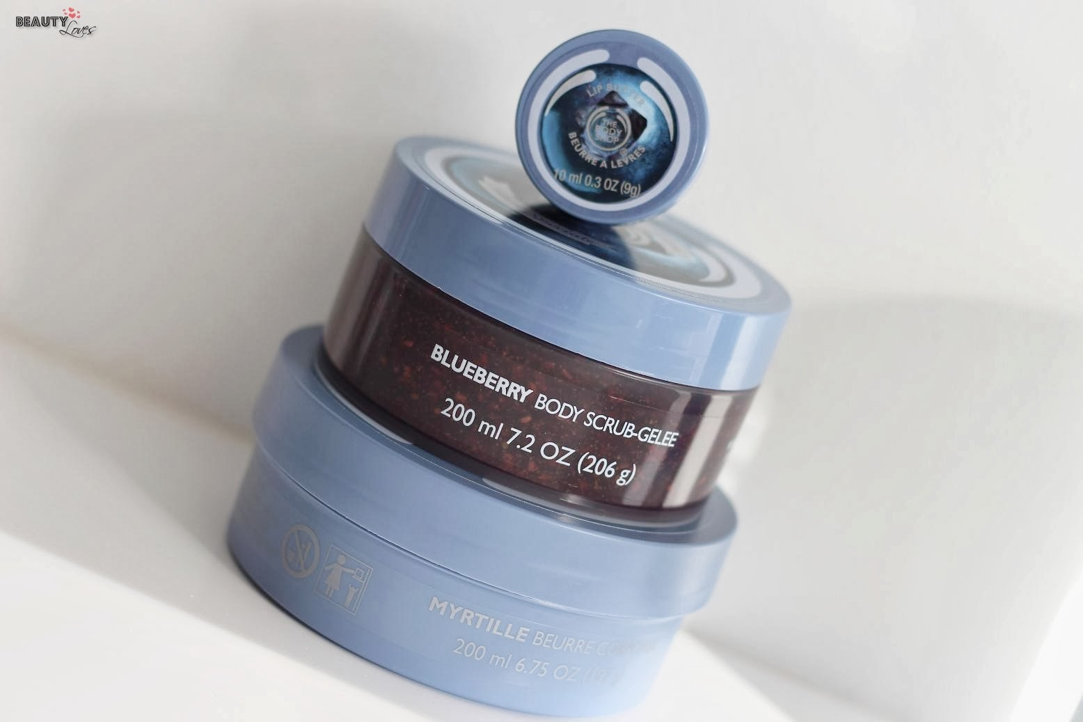 The Body Shop Blueberry